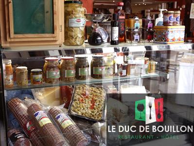 Le Duc de Bouillon - Le restaurant