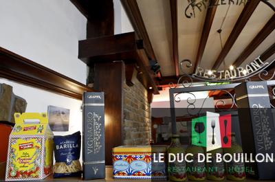Le Duc de Bouillon - Produits d'Italie