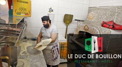 Le Duc de Bouillon - Services